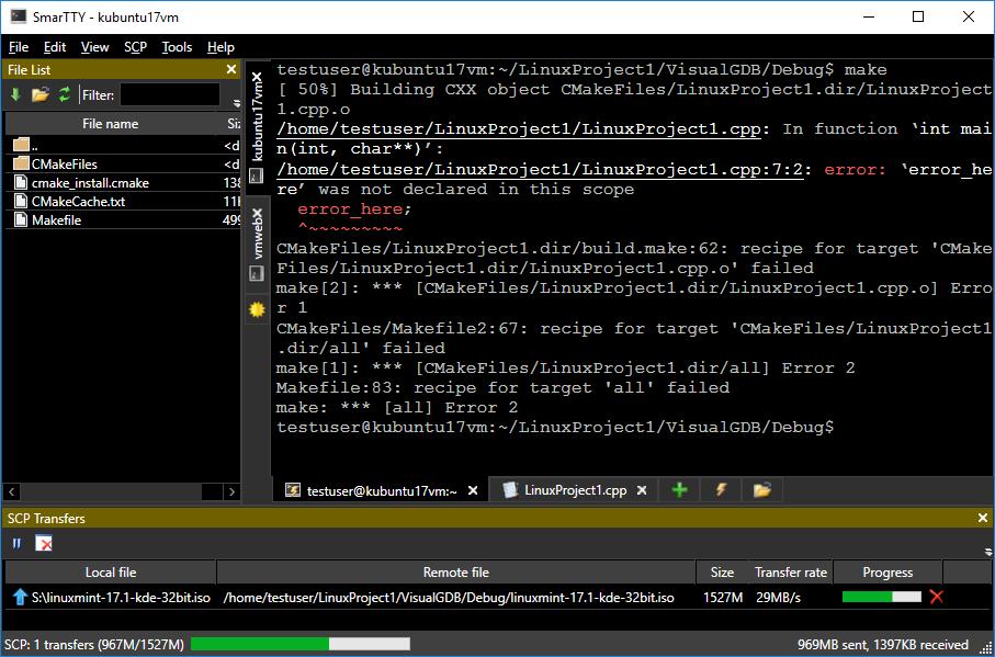 vt100 terminal emulation software windows 7 download