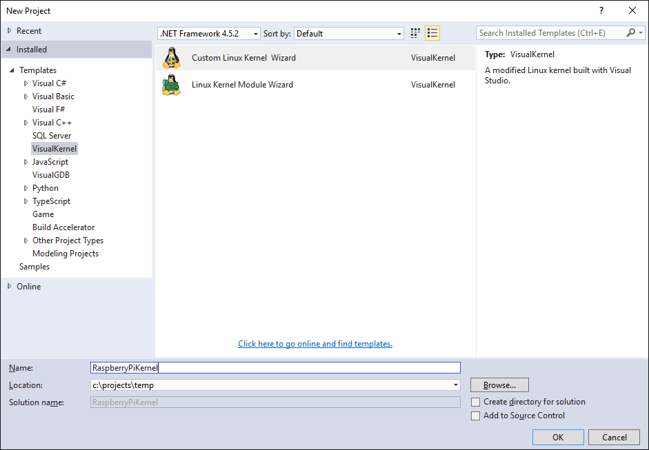 Debugging Raspberry PI Kernel with VisualKernel – Sysprogs