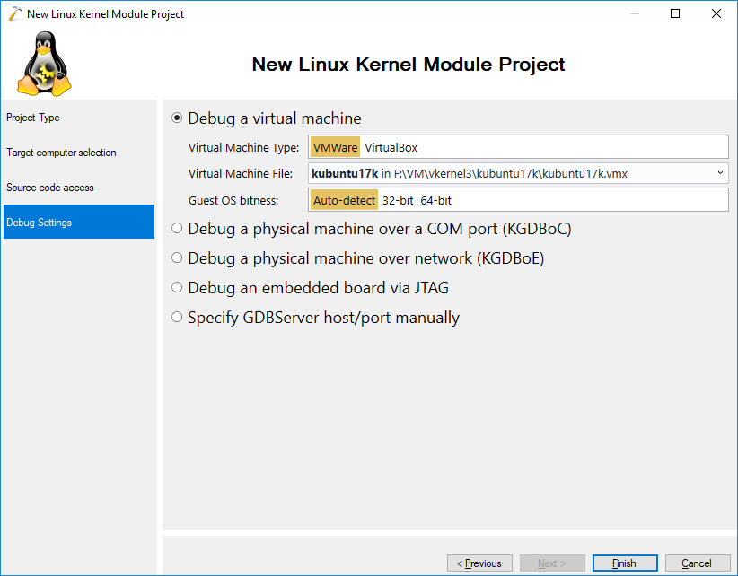 Creating a basic Linux Kernel Module with Visual Studio – Sysprogs