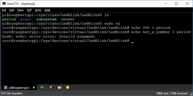 linux driver development raspberry pi