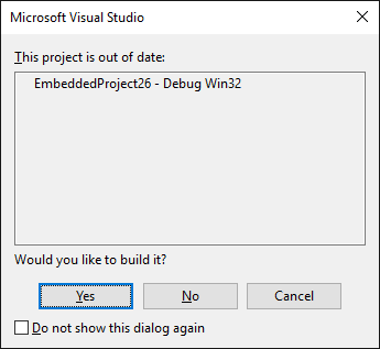 10 Reasons to Try Out MSBuild for your VisualGDB Projects