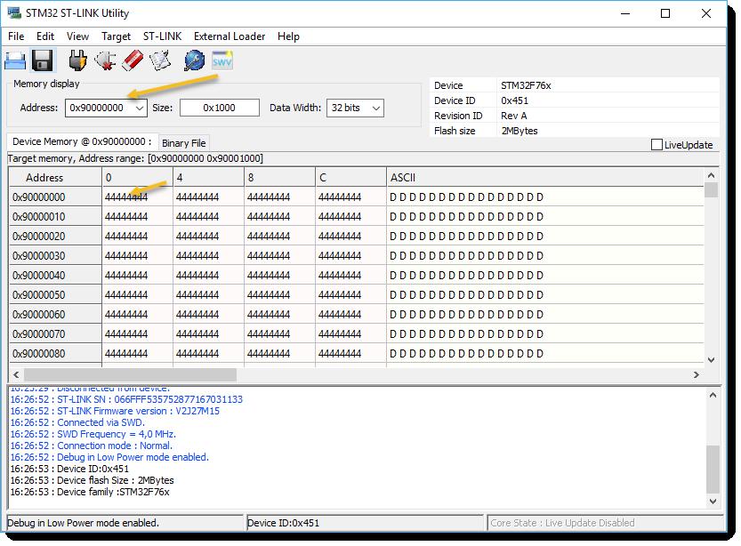 Stm32 Spi Example Code